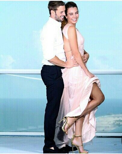 William Levy And Elizabeth Gutierrez Gorgeous