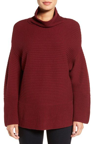 94e31b485d8 Vince Camuto Ribbed Turtleneck Sweater (Regular   Petite) available ...