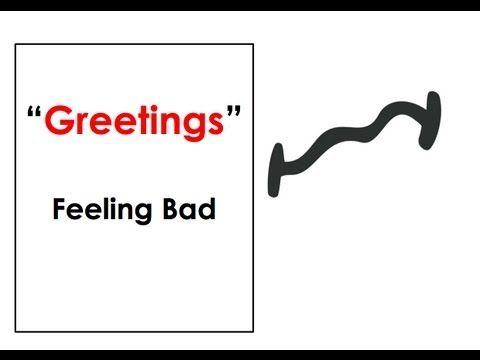 Greetings feeling bad easy english conversation practice greetings feeling bad easy english conversation practice m4hsunfo