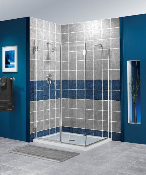 Bathroom Inspiration Galleries Decoracion De Bano Azul Banos