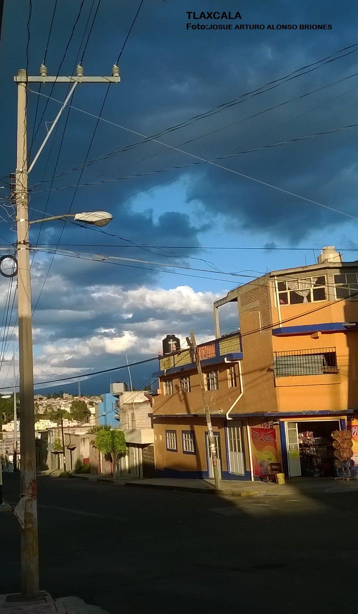 La loma Xicohtencatl Tlaxcala