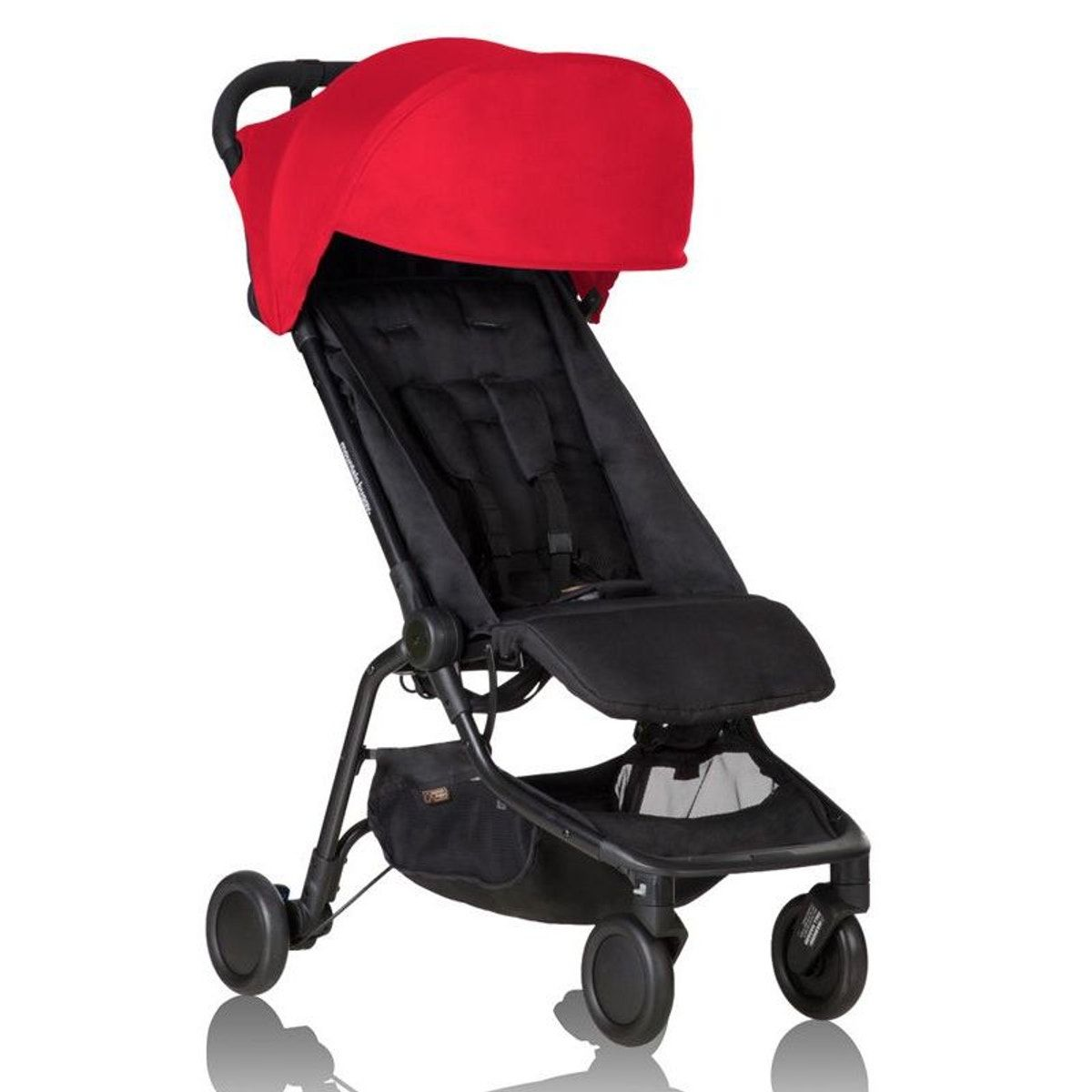 Poussette Compacte Ohlala Poussette Ultra Compacte Nano 2 Ruby Mountain Buggy In 2019