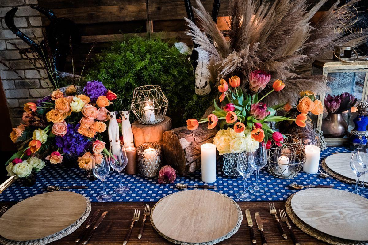 Zulu wedding decorations  Modern African Wedding Inspiration  Traditional Wedding Decor