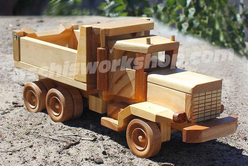 Woodwork Toy Truck Plans Wood PDF Plans | Toy Wood Trucks ...