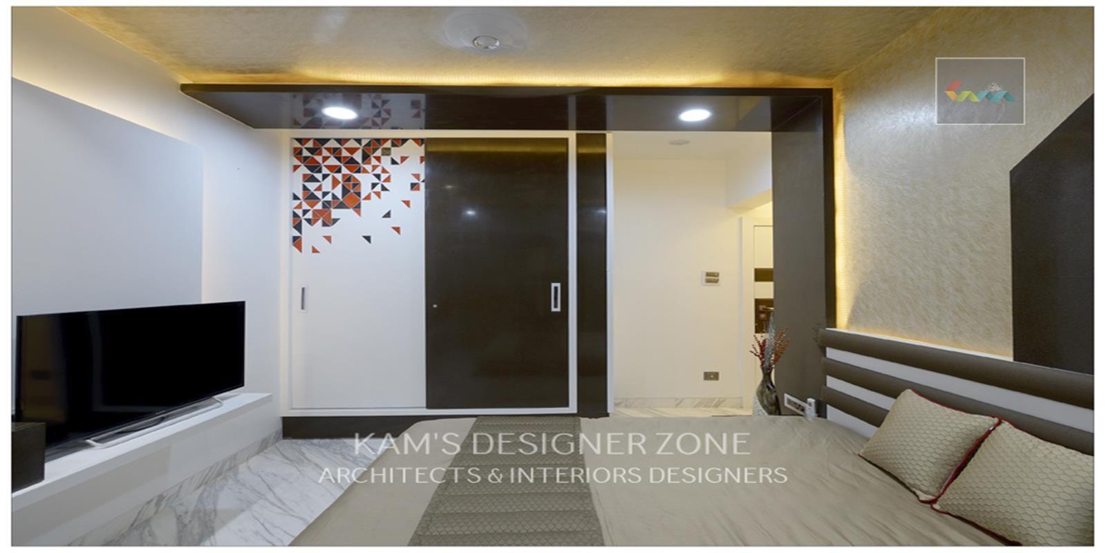 Interior Designer In Pimple Saudagar Flat Interior Design