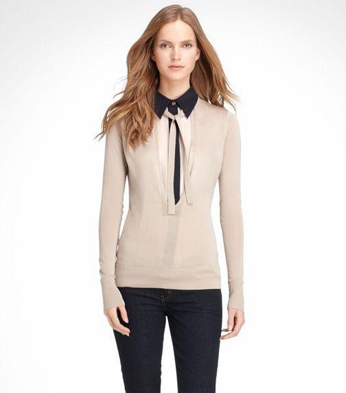Murphy Sweater   Womens Sale   ToryBurch.com