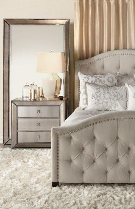 New bedroom mirror placement bedside tables ideas #bedroom ... on Mirrors For Teenage Bedroom  id=11265