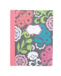 Vera Bradley composition notebook in Lola