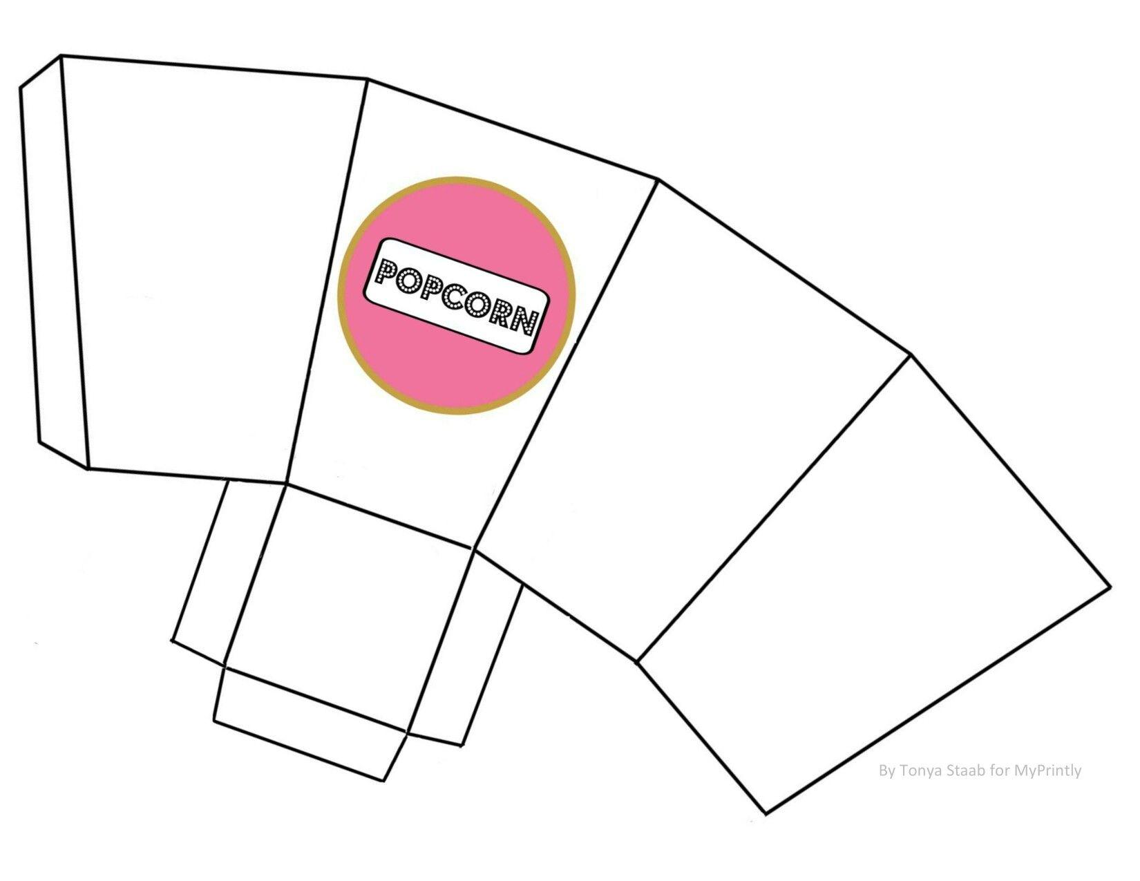 Moldes De Palomas Para Imprimir: Moldes De Cajas Y Kits Para