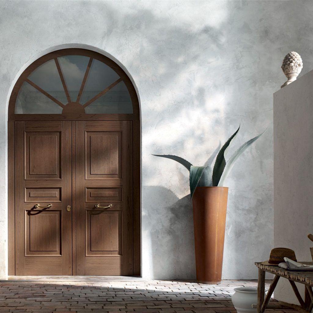 porta blindata oikos modello evolution - il massimo della ... - Porte In Legno Di Design Di Alta Sicurezza
