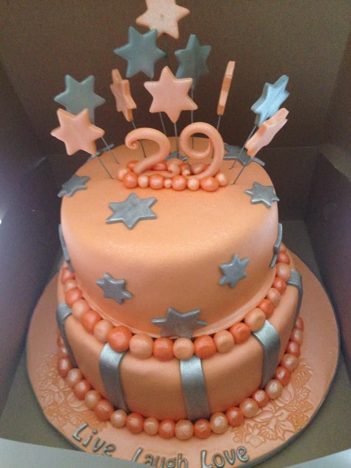 29th Birthday Cake | Cakes | 29th birthday cakes, Birthday ...