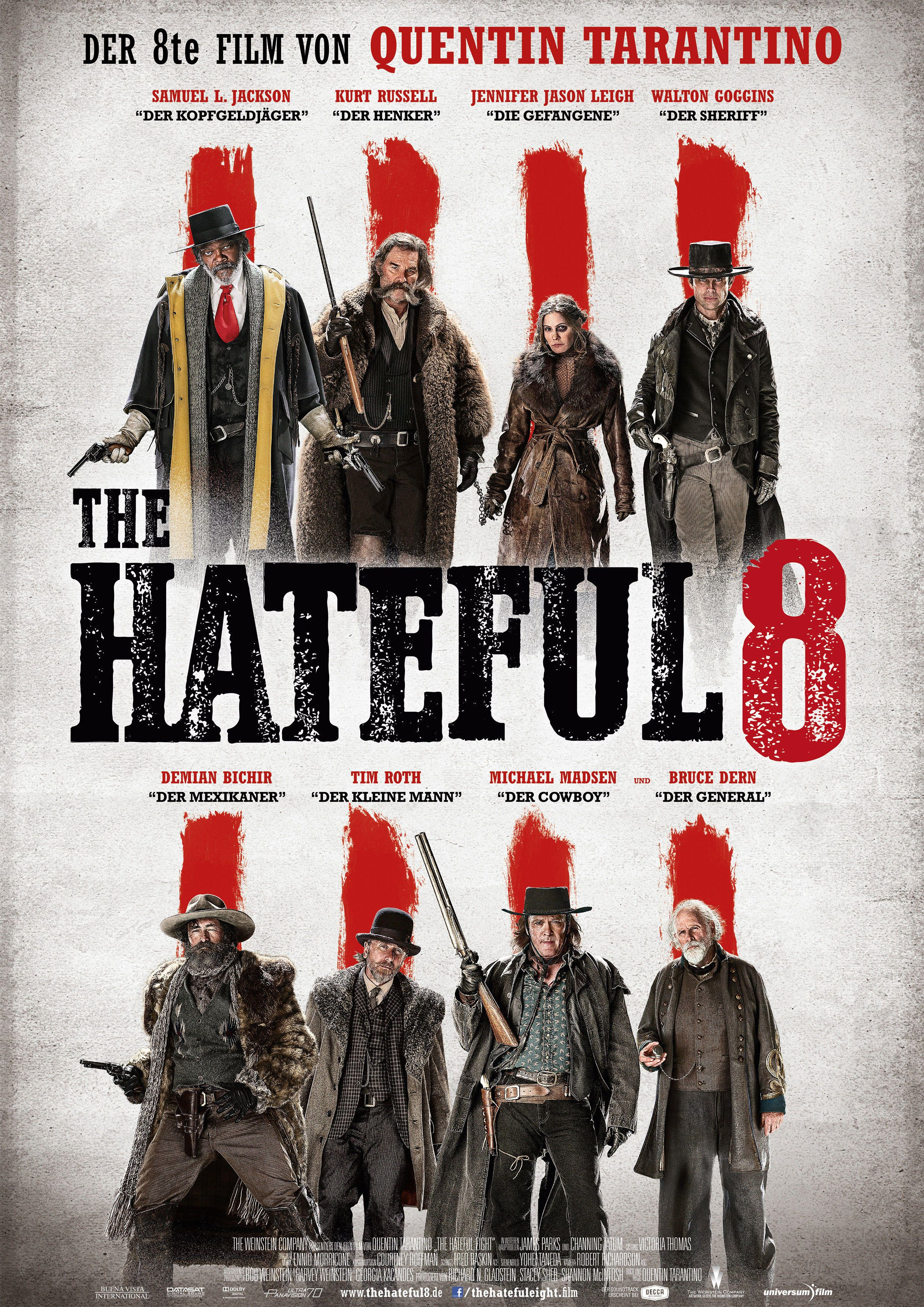 The Hateful 8 Imdb