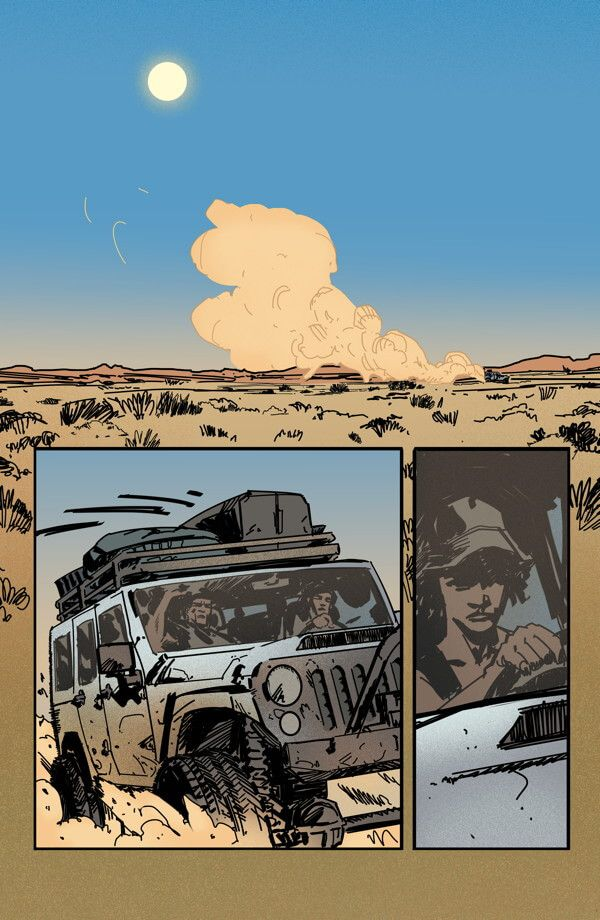 Preview: The Massive: Ninth Wave #6, The Massive: Ninth Wave #6 Story: Brian Wood Art: Garry Brown Cover: J. P. Leon Publisher: Dark Horse Publication Date: May 11th, 2016 Price..., #All-Comic #All-ComicPreviews #BrianWood #Comics #DarkHorse #GarryBrown #J.P.Leon #previews #TheMassive:NinthWave
