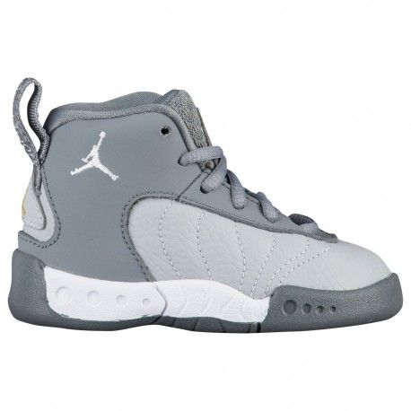 white air jordan shoes,Jordan Jumpman Pro - Boys' Toddler - Basketball -  Shoes - Cool Grey/White/White/Metallic Gold-sku:994180