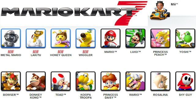 How To Unlock All Mario Kart 7 Characters Vehicles Tracks