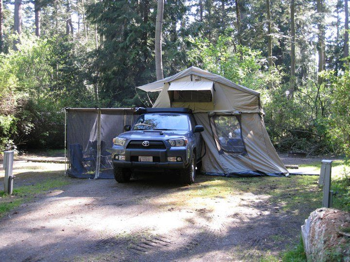 Toyota Gallery | Cascadia Vehicle Roof Top Tents & Toyota Gallery | Cascadia Vehicle Roof Top Tents | Outdoors ...