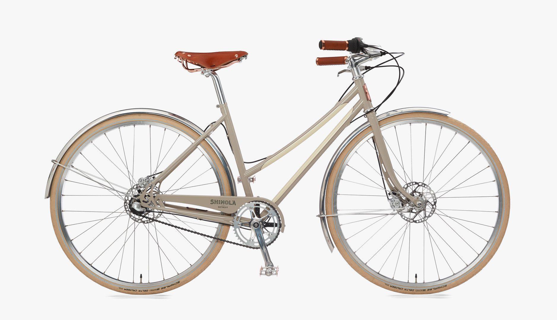 The Women S Bixby Bicycle Shinola Bike Bike Seat