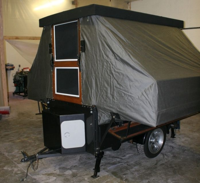 Fold Out Tent Trailer Camping Have a look at these brilliant