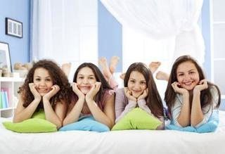Slumber Party Ideas for 10 Year Old Girls | Birthday parties
