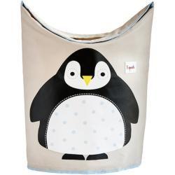Körbe & Aufbewahrungskörbe Wäschekorb, Korb und Pinguine