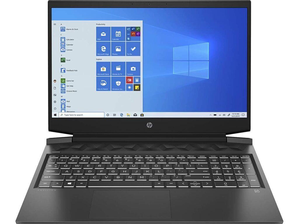 Hp Pavilion Gaming 16 A0021tx Price In India I5 10300h 4gb Graphics Tech Stories India In 2020 Touch Screen Laptop Ssd Laptop Price