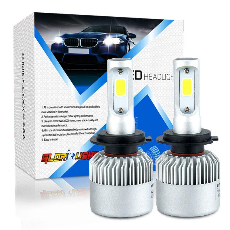 BUY now 4 XMAS n NY  car Led Light H11 H7 H4 H1 H3 9005 9006 LED