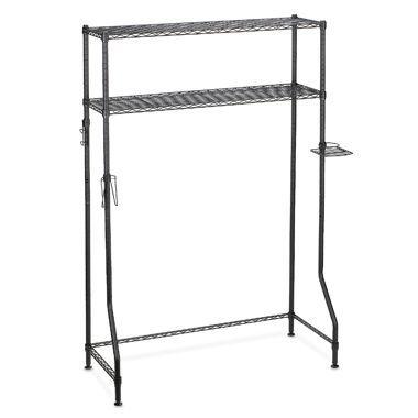 Over Bed Storage Shelf | Dorm room storage, Dorm storage, Dorm