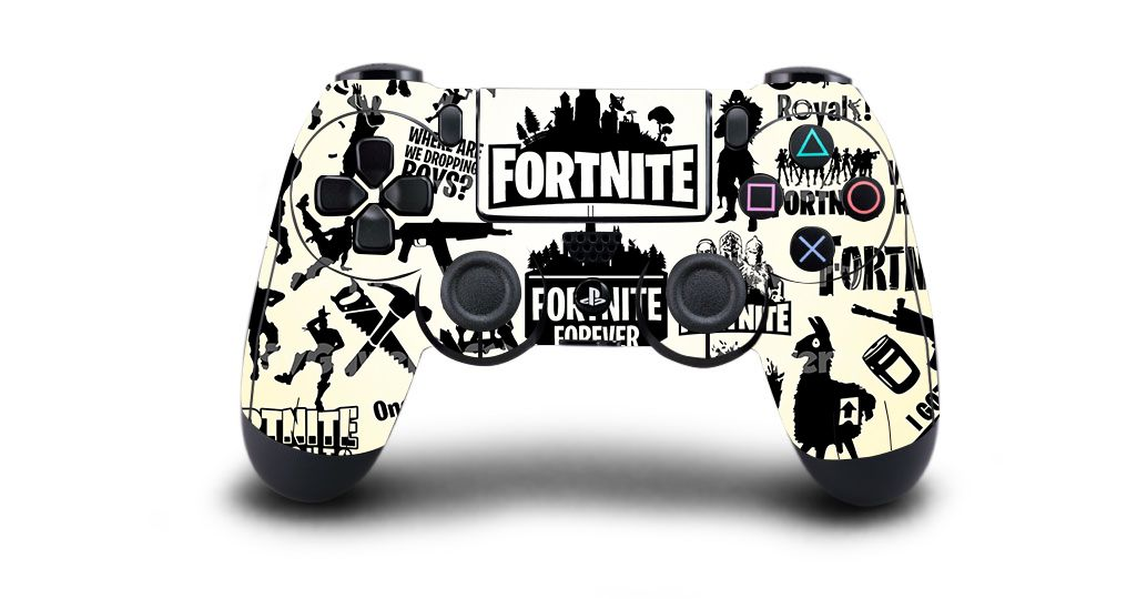 Fortnite PS4 Controller Skin Stickers in 2019 | Video Games