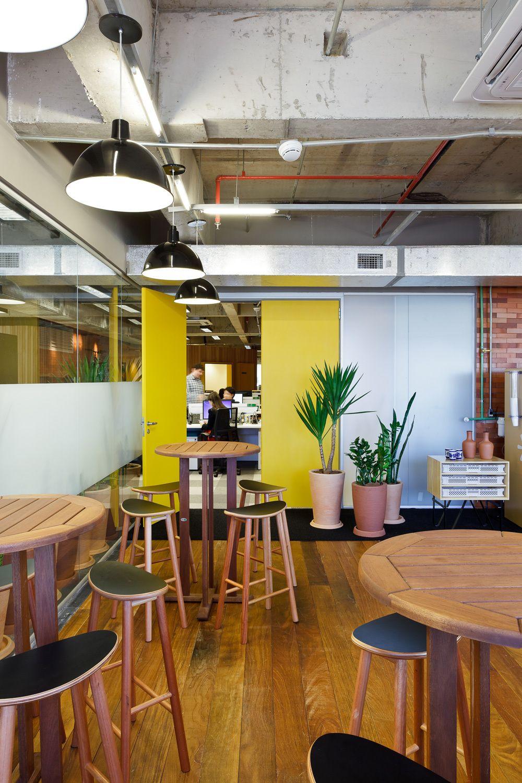Sede Walmart Com Sao Paulo Estudio Guto Requena Em 2020 Projeto Do Escritorio Comercial Escritorios De Design De Interiores Design De Interiores Comerciais