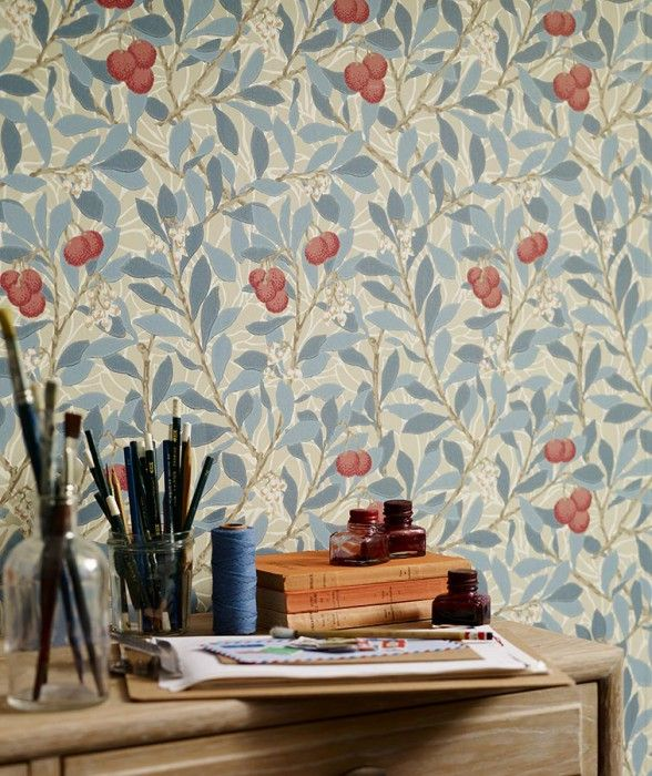 £67.92 Price per roll (per m2 £12.99), Romantic wallpaper, Carrier material: Paper-based ...