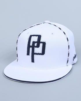a2b03f5cbee Pelle Pelle - Check Trim PP Twill Hat