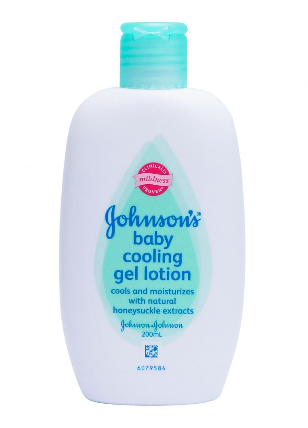 Johnson S Baby Cooling Gel Lotion Gel Lotion