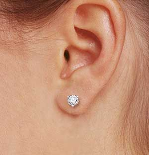Diamond Stud Earring Sizes Canadajewels