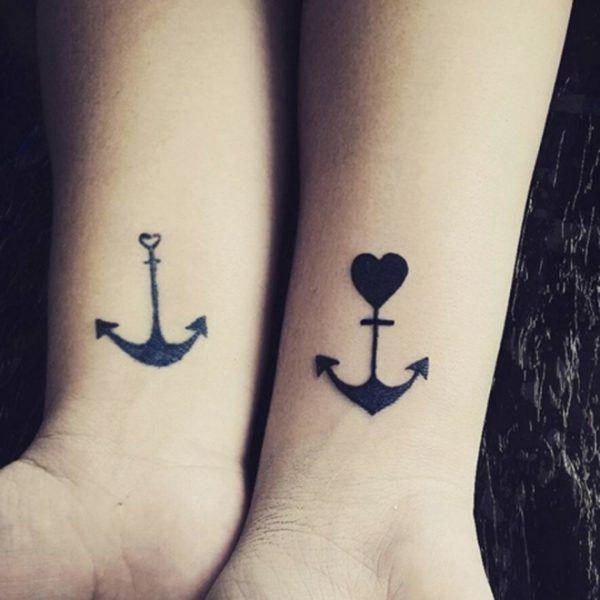 101 Tatuajes De Amor Para Parejas Pequenos Y Originales Tatuajes