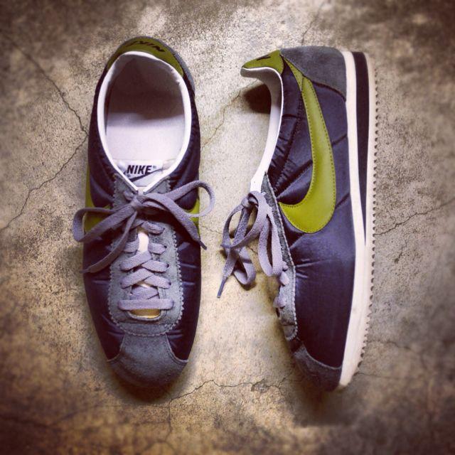 J. Crew Nike Cortez