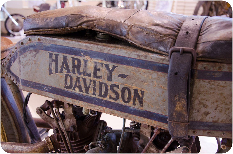 1915 Harley Davidson 8 Valve Dodge City Racer Seen At