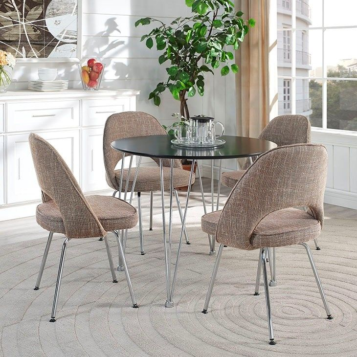 - Cordelia Dining Chairs Set of 4 in Oat | Dining chairs ...