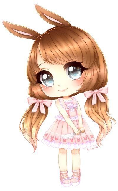 The drawings of eukia are so cuuuuute o les dessins d eukia sont tellement mignoooooon - Dessins manga fille ...