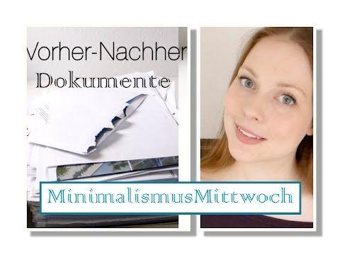 Minimalismus konmari dokumente youtube orga for Youtube minimalismus