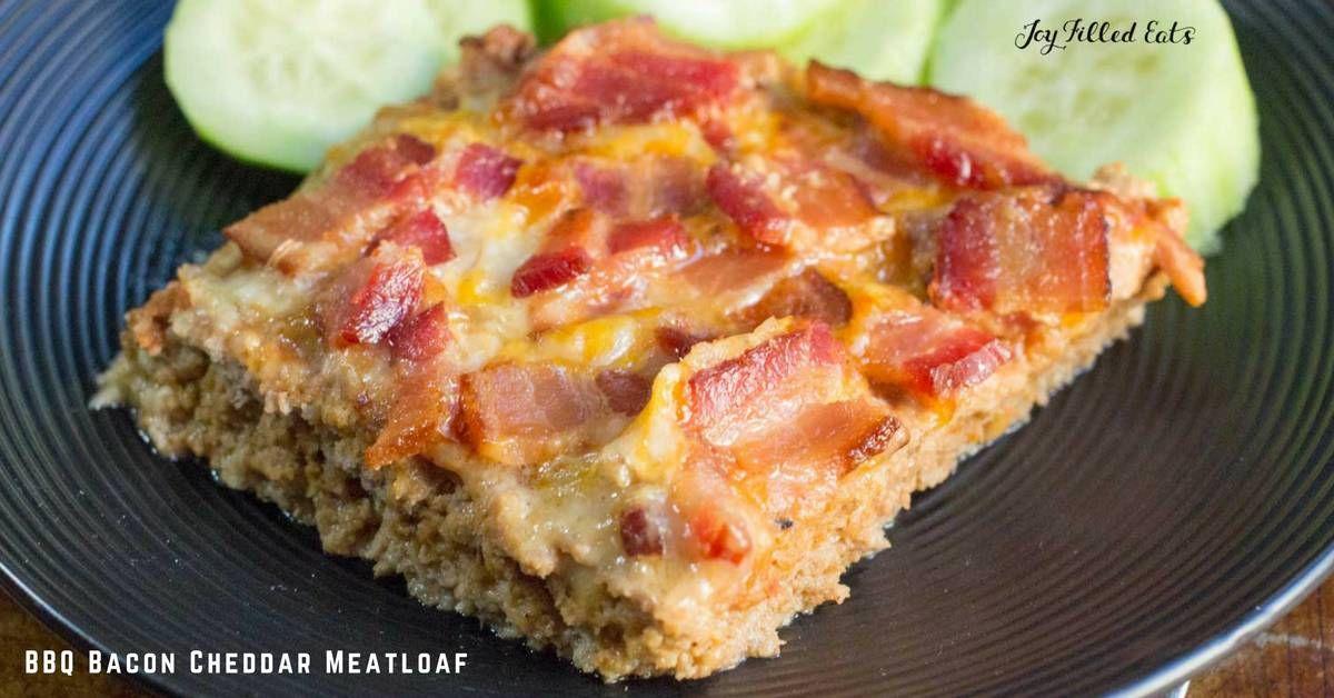 BBQ Bacon Cheddar Meatloaf Joy Filled Eats This Bacon Cheddar Meatloaf Joy Filled Eats is a better