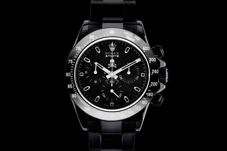 Bamford Watch Department x Mastermind Daytona