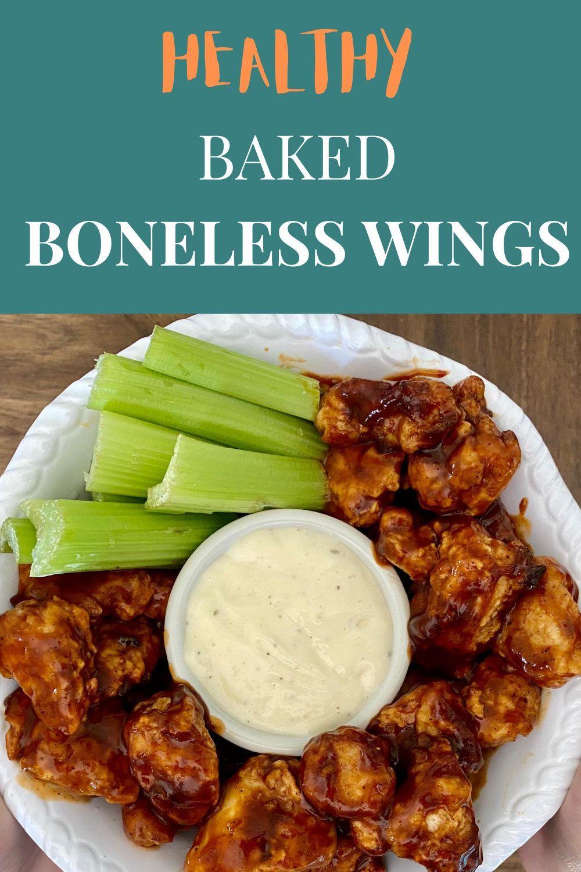 Baked Boneless Buffalo Chicken Recipe