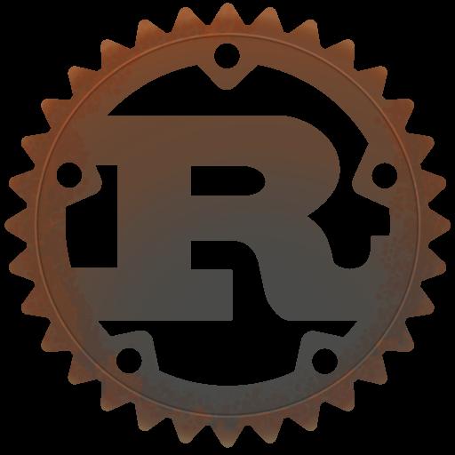 Rust Logo 512x512 Png 512 512 Rust Programming Language Programming Languages Programming Tools
