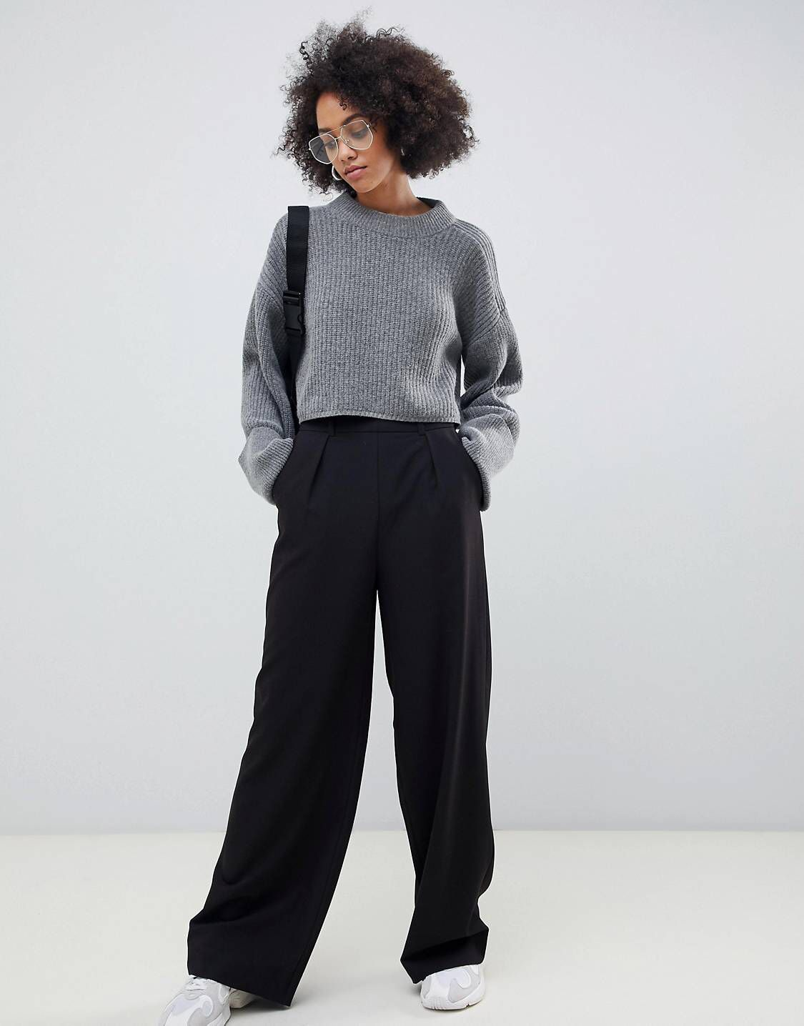Breite Hosen