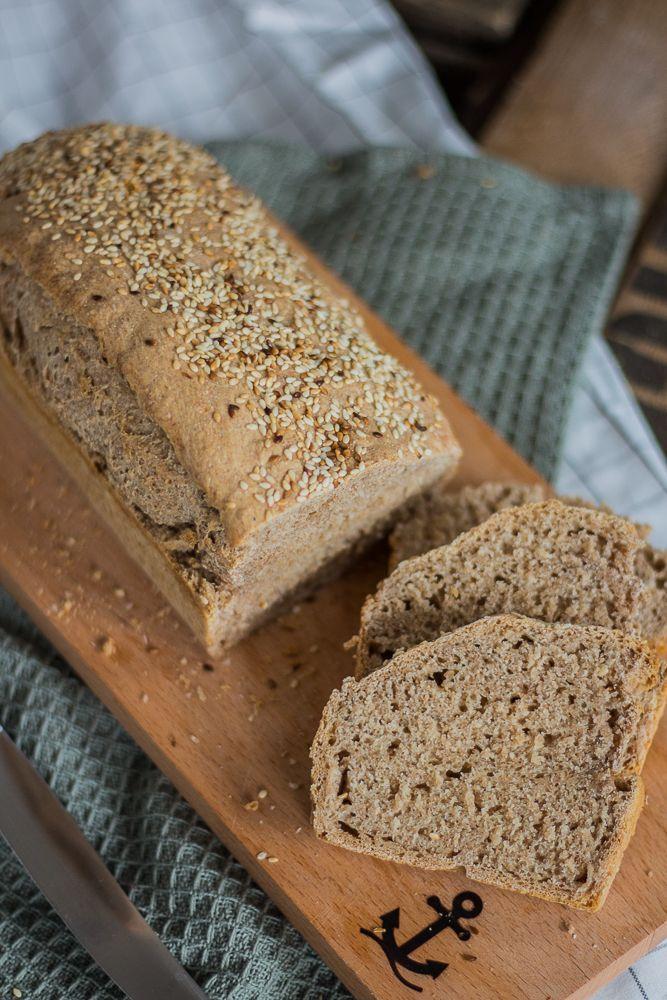 Dinkel Vollkorn Brot Einfach Mal Selbermachen - Antonella's Backblog