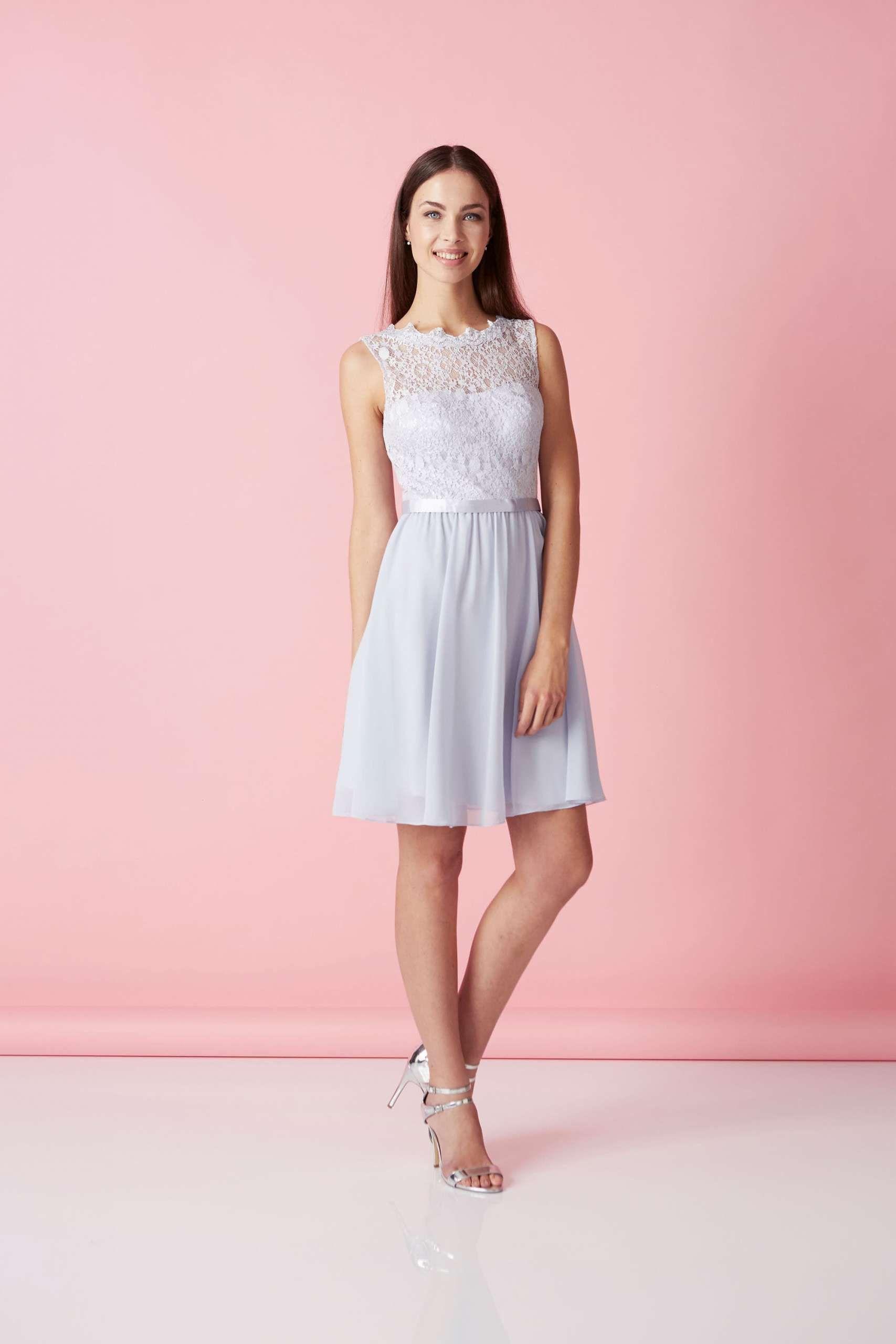 Kleines Kleid, großer Auftritt! Ob Party, Abiball oder Hochzeit ...
