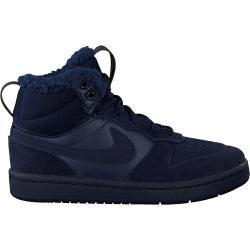 Nike Sneaker High Court Borough Mid Winter Blau Jungen Nike