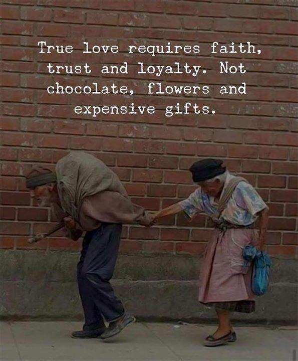 true faith love parade