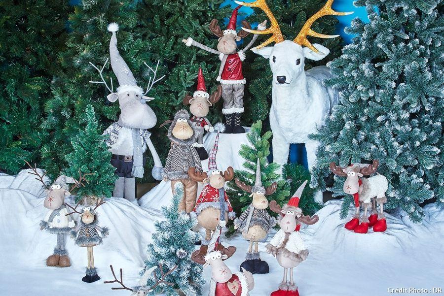 La forêt enchantée au pied du sapin : une décoration de Noël pour petits et grands !