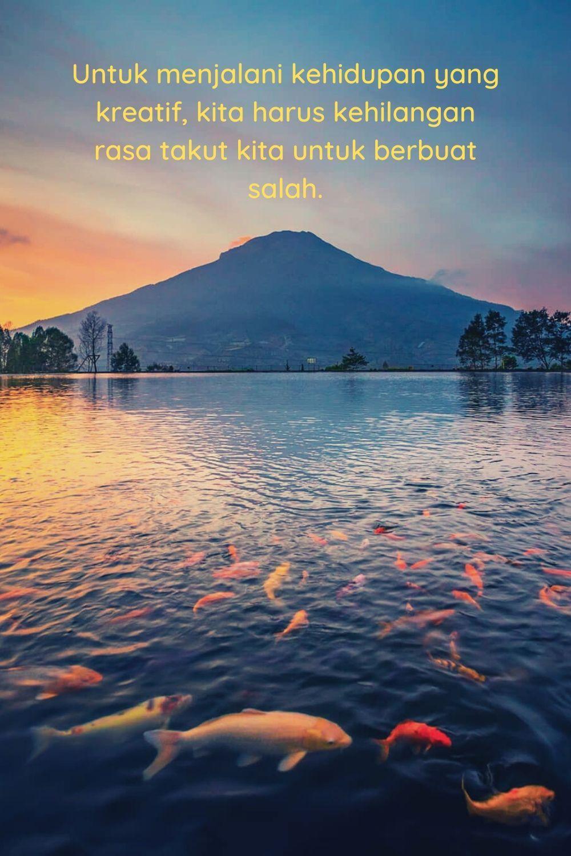 Kata Kata Saat Sunrise Di Gunung Quotes Indonesia Kata Mutiara Bermakna Pemandangan Gunung Jalani Hidup Hidup Pemandangan